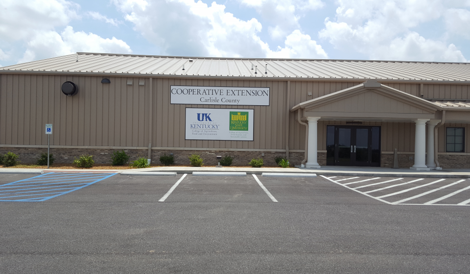 Carlisle County Extension and Community Building